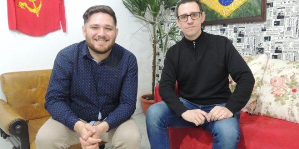 Entrevista ao programa Sofazinho do Diário de Viamão