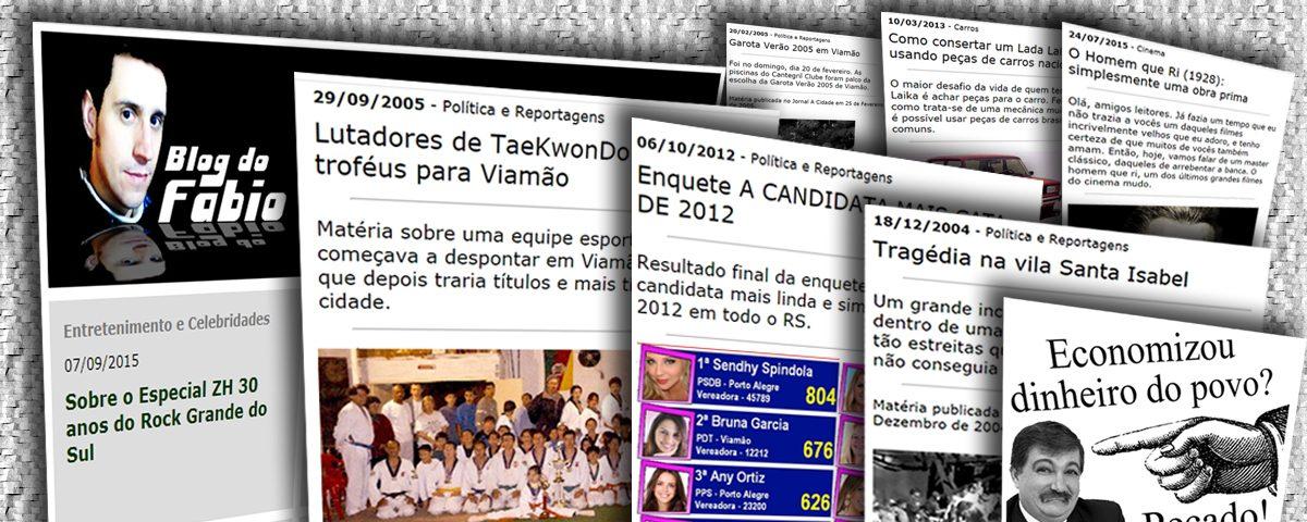 Link permanente para: O antigo Blog fabiosalvador.com.br