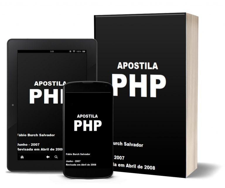 Livro Capa PHP