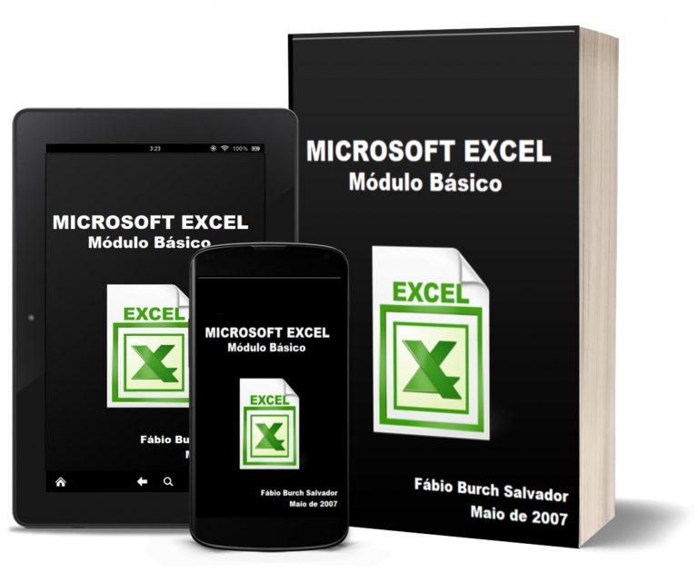Livro Excel Capa